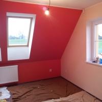 Malování bytů