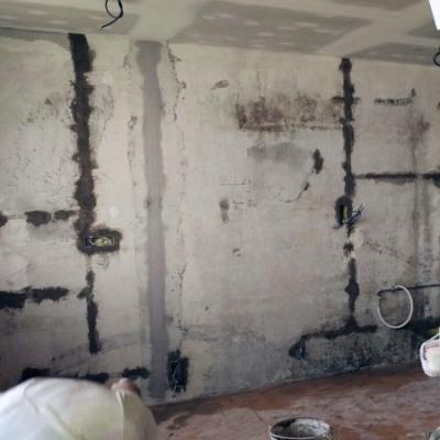 3. z 3 fotografii před - rekonstrukce bytu - rekonstrukce bytu