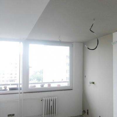 1. z 3 fotografii po dokončení - rekonstrukce bytu